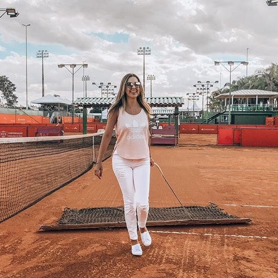 5 stylish tennis players you should follow on Instagram.