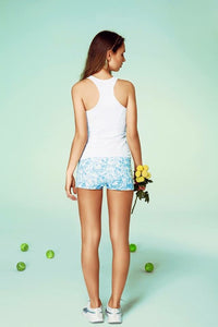 TENNIS SHORTS WITH BALL POCKET