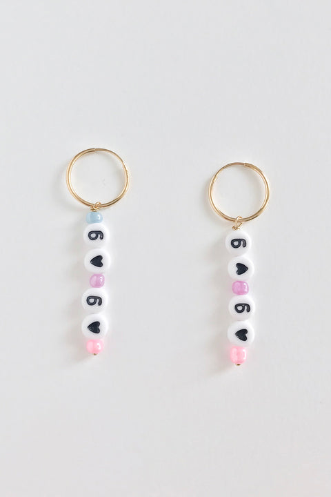 TENNIS PRO EARRINGS