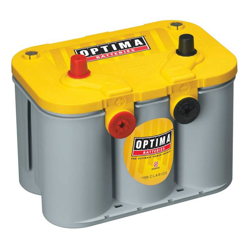 OPTIMA YELLOWTOP® High-Performance AGM Batteries