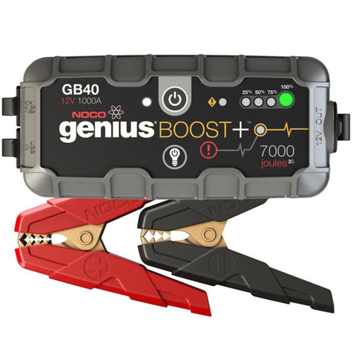 GB40 NOCO Genius GB40 Boost+ Jump Starter and Power Bank, 1000 Amp