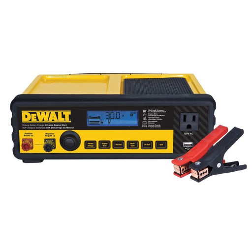 DXAE80CA DEWALT30A Battery Charger with 80A Engine Start