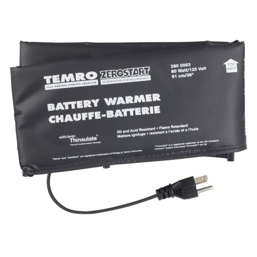 Thinsulate 80-Watt Battery Warmer