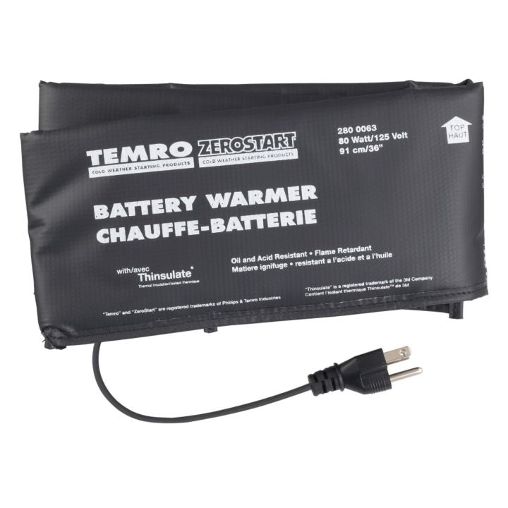 Temro 80W Battery Warmer