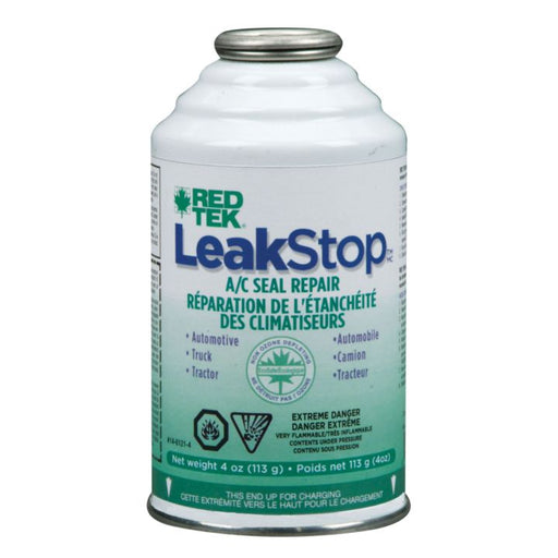 RED TEK Aerosol Leak Stop Can, 4 oz.