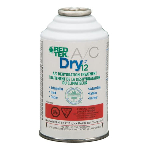 RED TEK Dry 12 A/C Dehydration Treatment