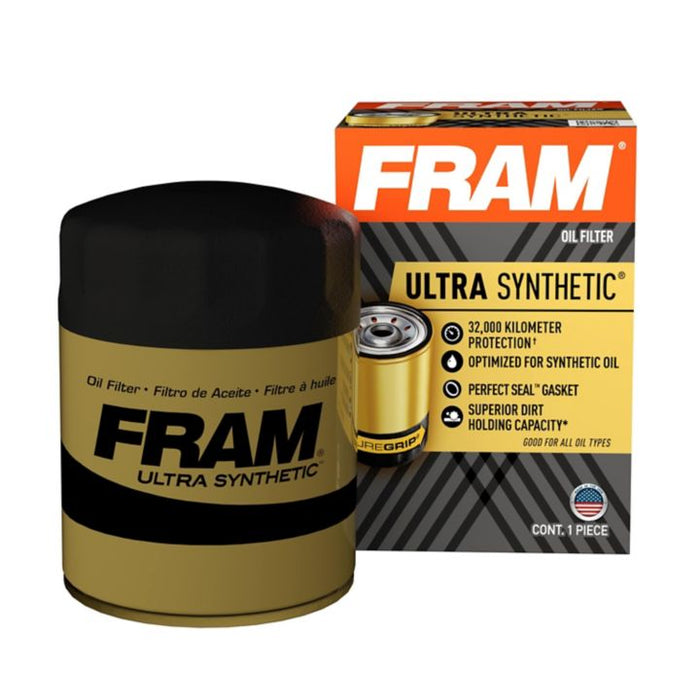 XG6607 FRAM Ultra Synthetic Oil Filter
