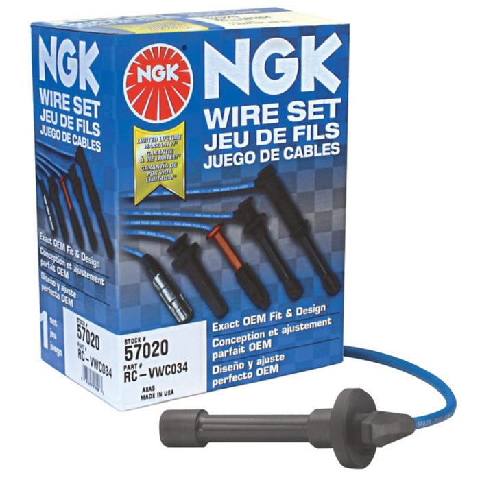 RC-FDZ058 NGK Ignition Wire Set