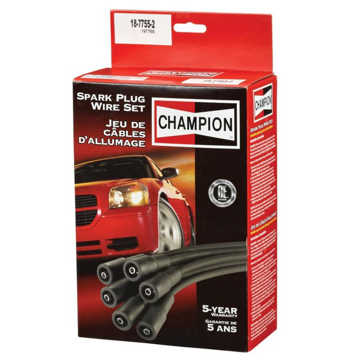 191010 Champion Ignition Wire Set