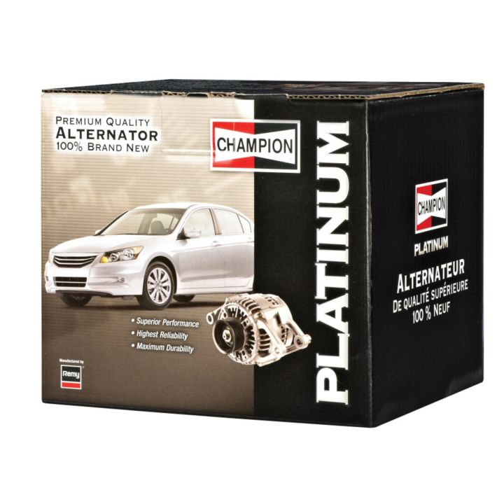 92544 Champion Platinum 100% New Alternator