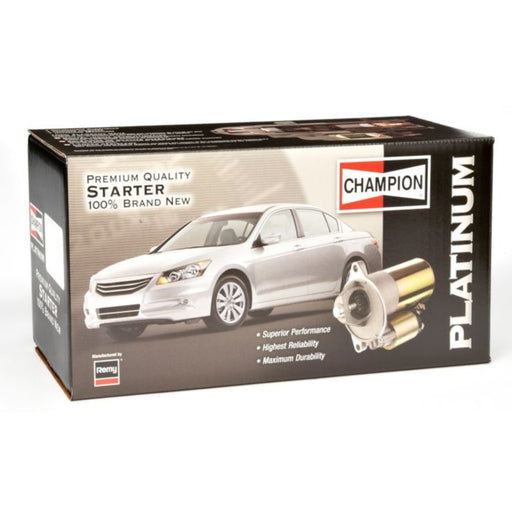 99601 Champion Platinum 100% New Starter