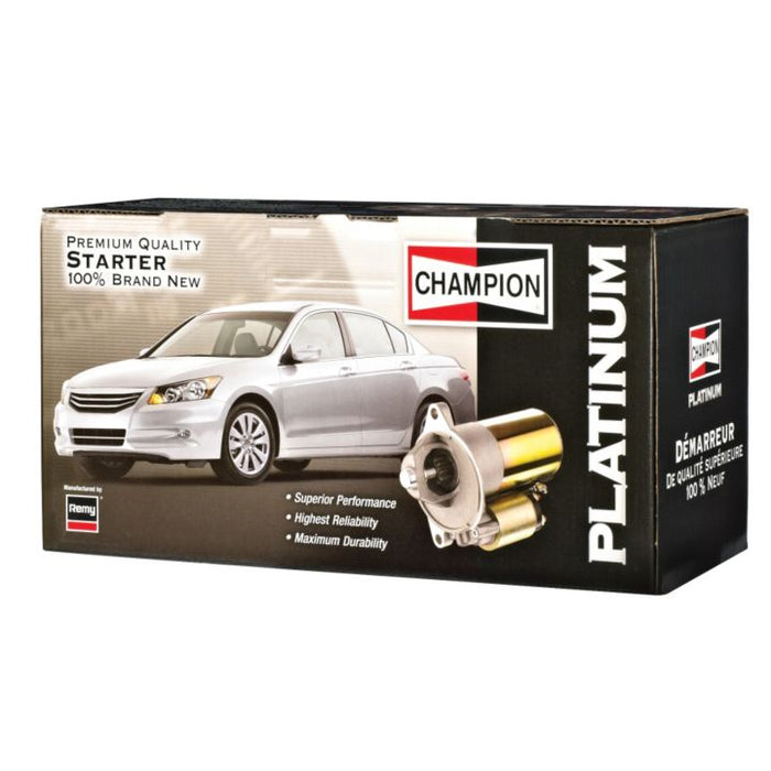 97157 Champion Platinum 100% New Starter