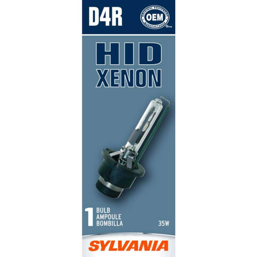 D4R.BX D4R Sylvania High Intensity Discharge (HID) Headlight Bulb, 1-pk