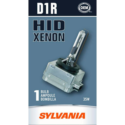 D1R.BX D1R Sylvania High Intensity Discharge (HID) Headlight Bulb, 1-pk