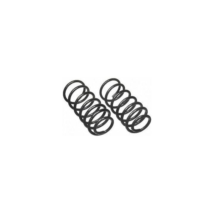 CC668 TRW Variable Rate Springs - Rear