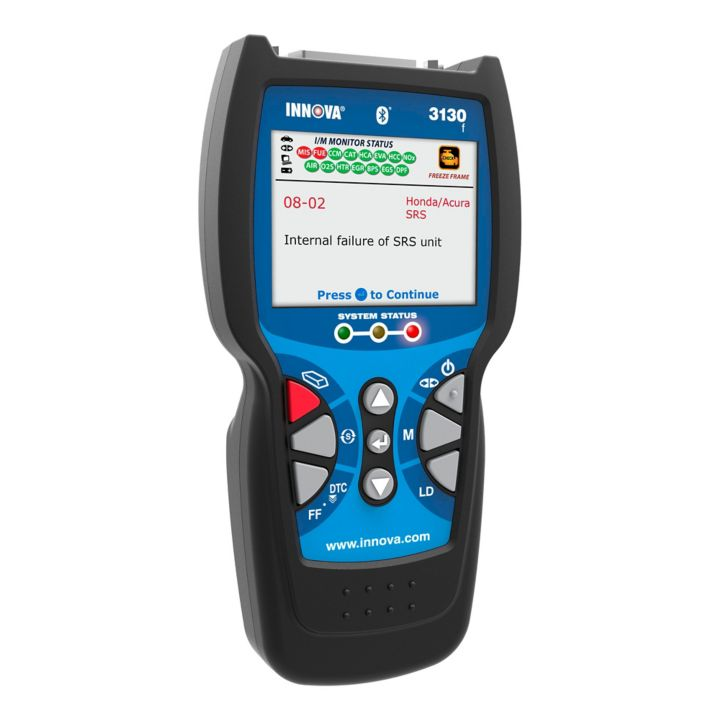 3130 Innova 3130 OBD2® ScanTool/Code Reader with FixAssist® & ABS