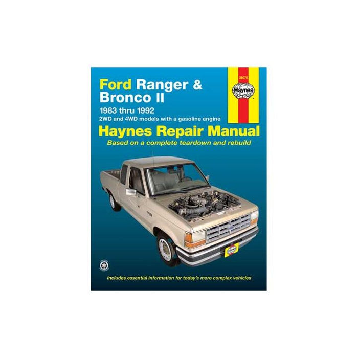 36070 Haynes Automotive Manual, 36070
