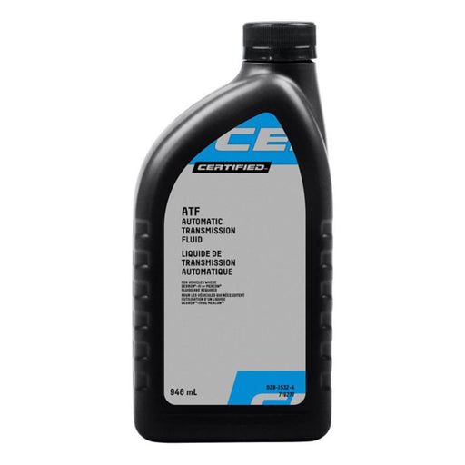 Certified Automatic Transmission Fluid