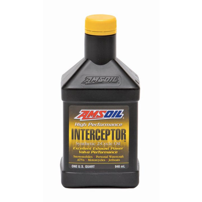 AIT-01 Amsoil Interceptor® Synthetic 2-Stroke Oil