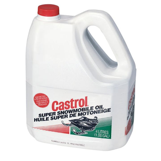 Castrol Snowmobile Oil 4L