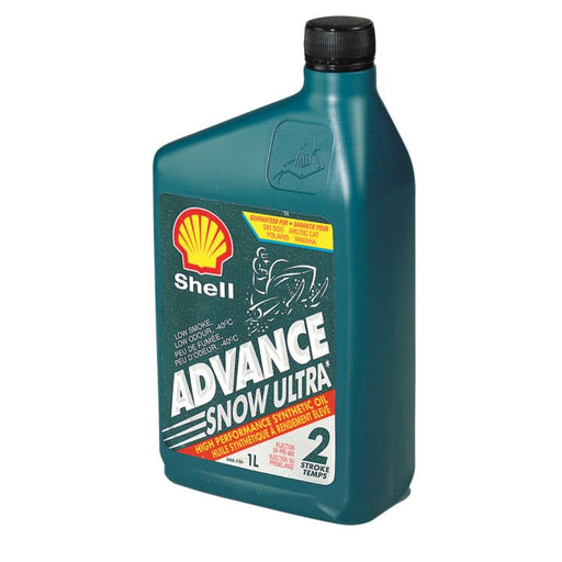 427-512-79 Shell Advance Synthetic Snowmobile Oil