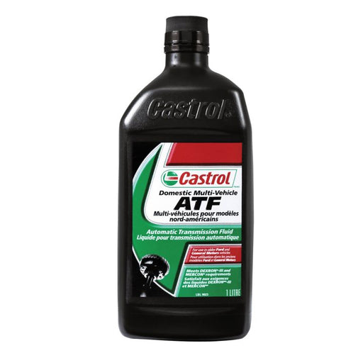 0289288 Castrol Domestic Multi-Vehicle ATF