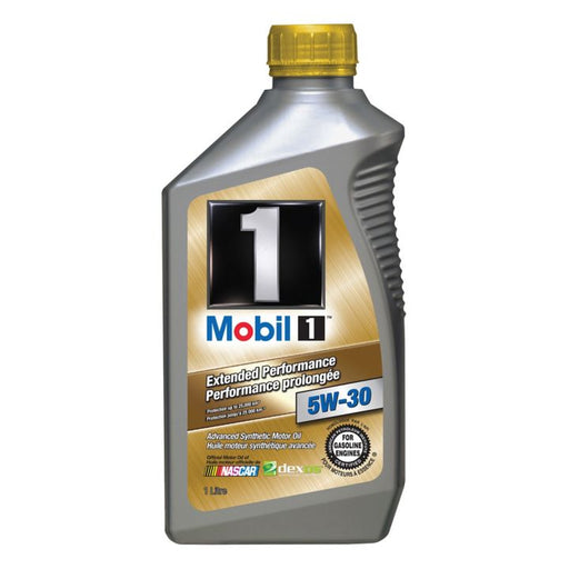 Mobil 1 Extended Performance Synthetic Motor Oil