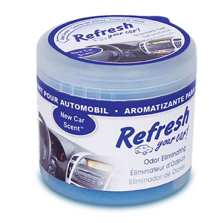 Refresh your car! Gel Car Air Freshener