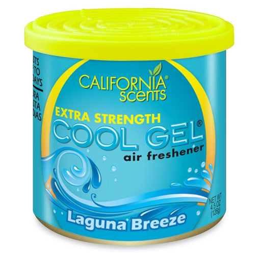 California Scents Cool Gel Car Air Freshener