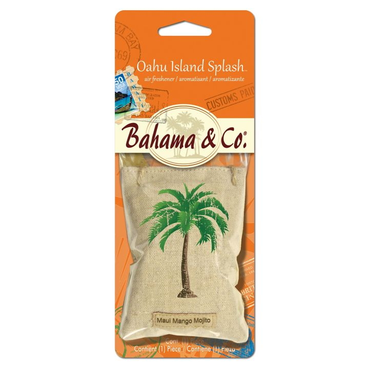 0370620 Bahama and Co. Air Freshener