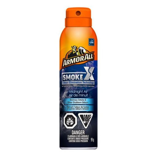 0372730 Armor All Smoke X™ Air Freshener Spray, Midnight Air