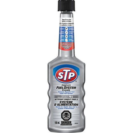 30131 STP Complete Fuel System Cleaner, 155-mL