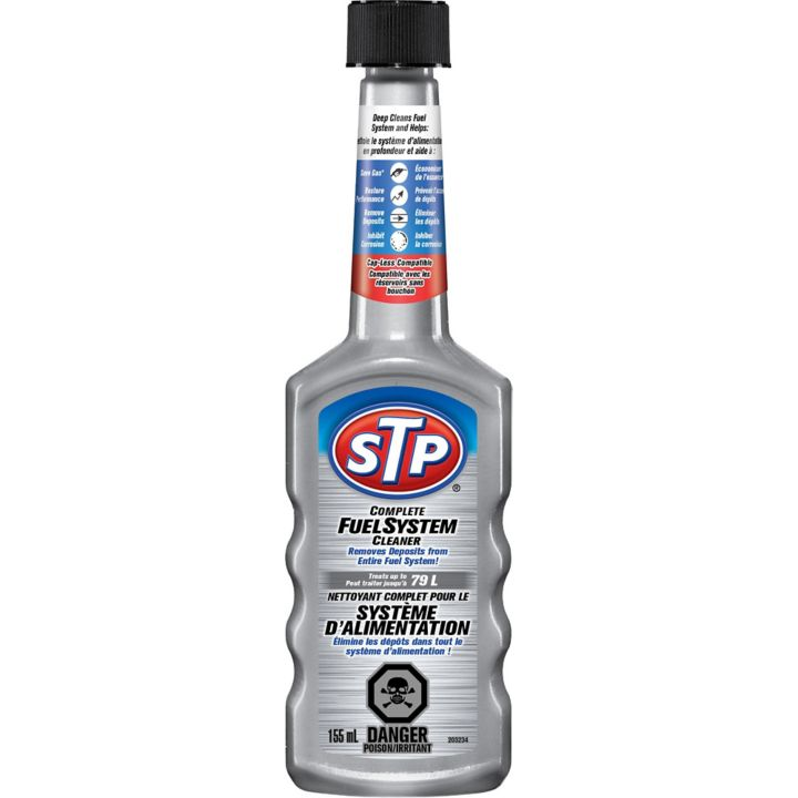 STP Complete Fuel System Cleaner