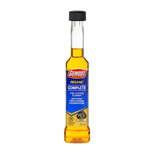 800001743 Gumout Regane Complete Fuel System Cleaner, 177-mL