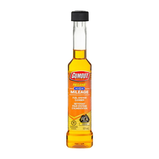 800001742 Gumout High Mileage Fuel System Cleaner, 177-mL