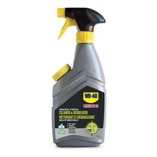 WD40 Cleaner and Degreaser Refillable Spray Bottle