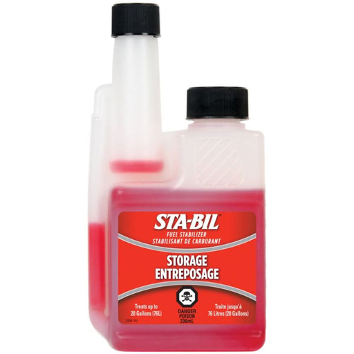 22209 Sta-Bil Fuel Stabilizer, 236-mL