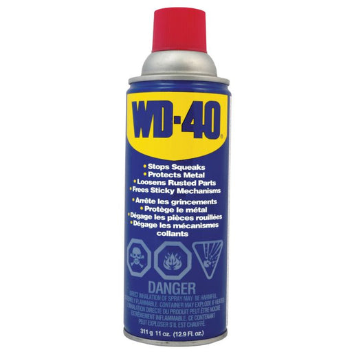 WD-40 Multi-Purpose Lubricant, 311g