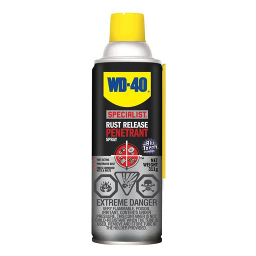 01178 WD-40 Specialist Rust Release Penetrant Spray, 311-g