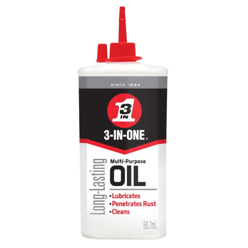 WD-40 3 in 1 Household Oil 88mL