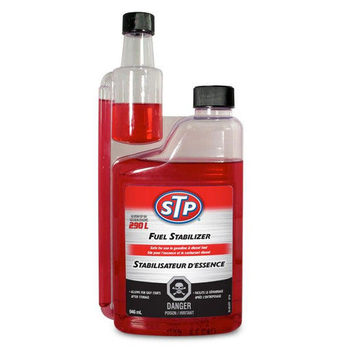 55-651STP STP Fuel Stabilizer, 946-mL