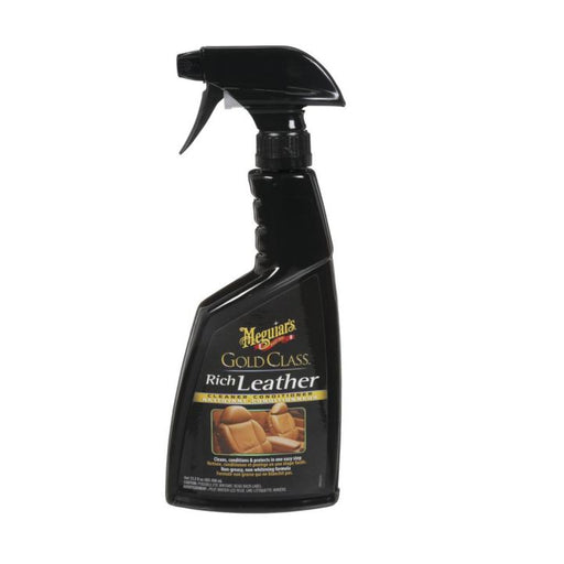 G-10916C Meguiar's Gold Class Rich Leather Cleaner Conditioner Spray