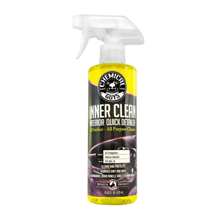 Chemical Guys InnerClean Interior Quick Detailer, 473-mL