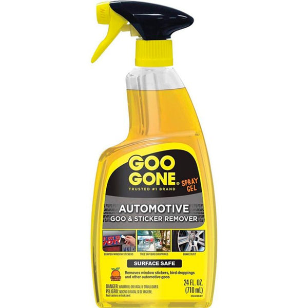 Goo Gone Automotive Goo & Sticker Remover, 710-mL