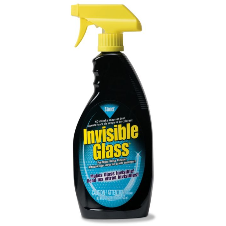 92564 Invisible Glass Spray, 22-oz