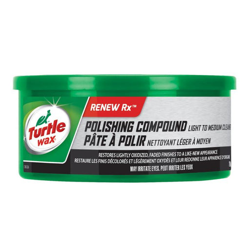 T241C Turtle Wax Polishing Compound, 300-g
