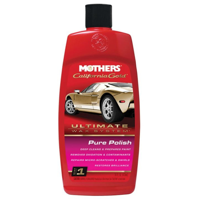 37100 Mothers Pure Polish - Step 1