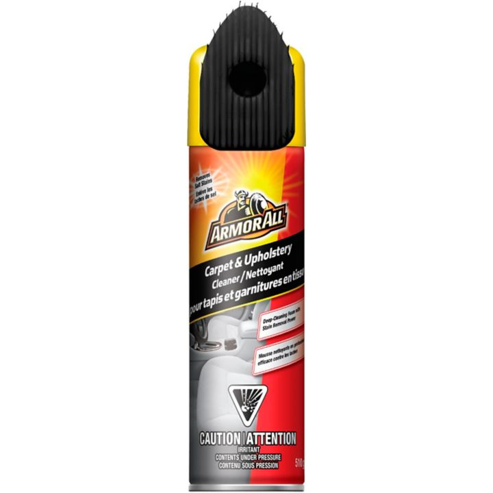 Armor All Carpet and Upholstery Cleaner, 510-g