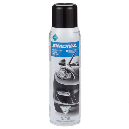 Simoniz Waterless Car Wash and Wax, Aerosol, 460-g