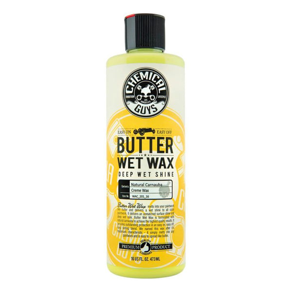 Chemical Guys Butter Wet Wax, 473-mL